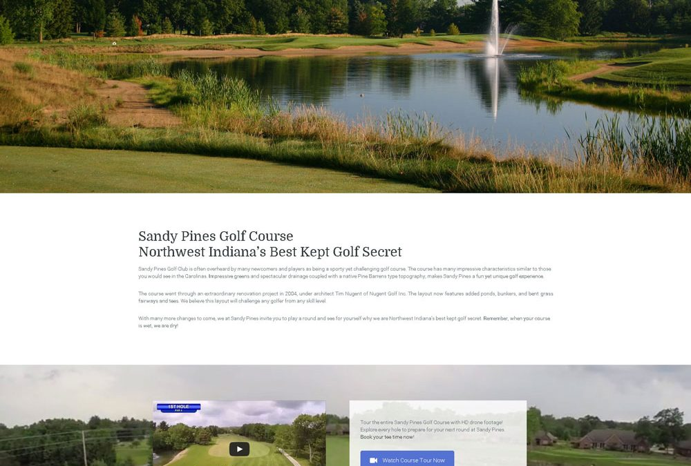 Sandy Pines Golf Club