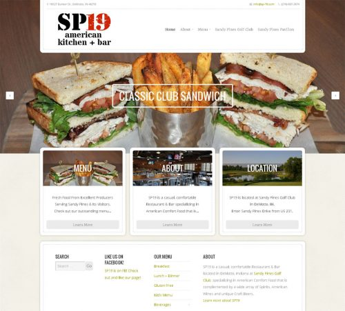 SP19 American Kitchen + Bar