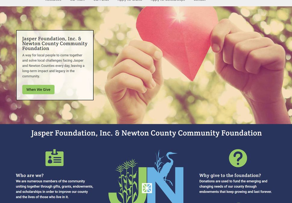 Jasper Foundation & Newton County Community Foundation