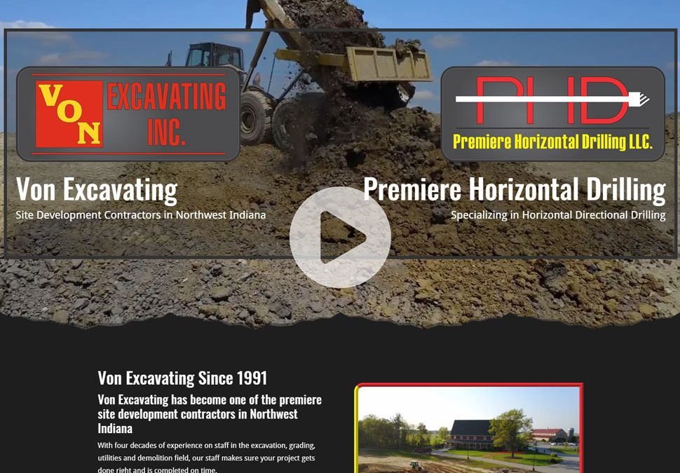 Von Excavating & Premiere Horizontal Drilling