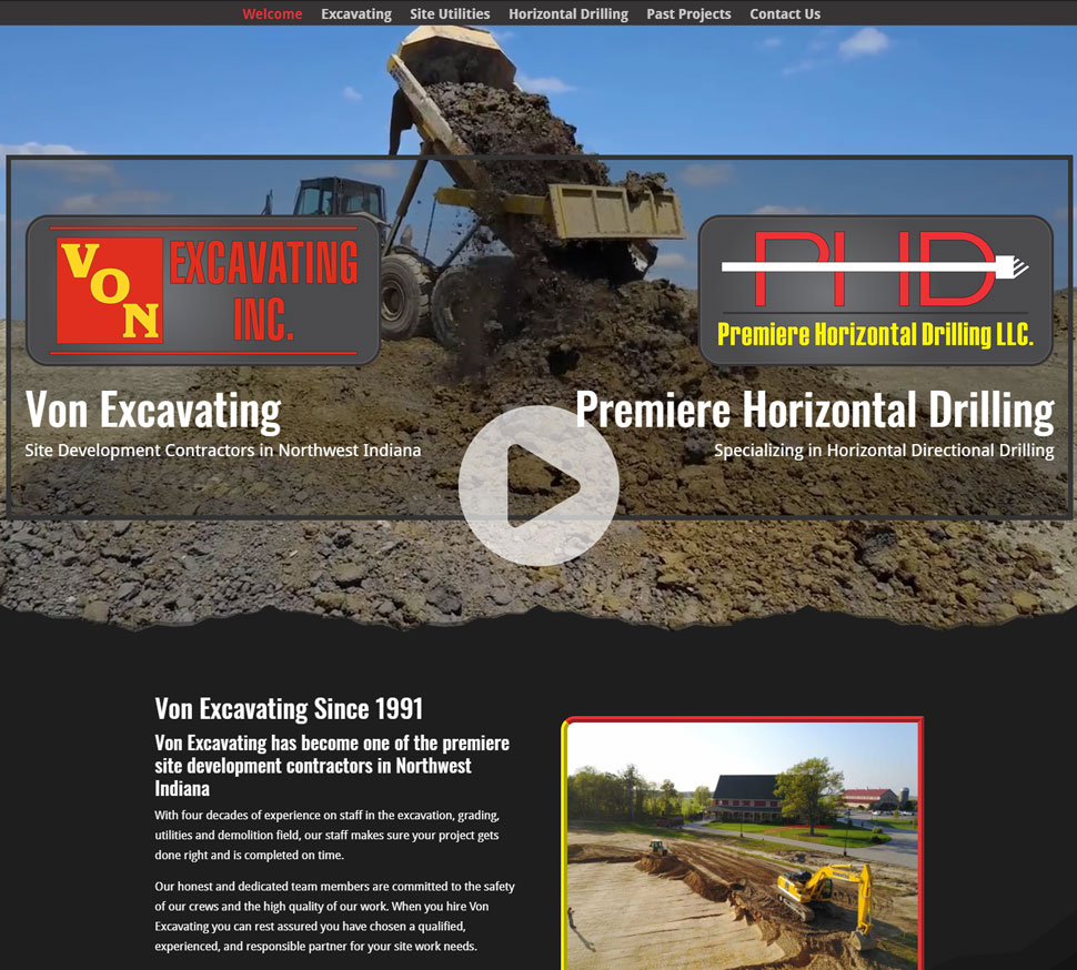 Von Excavating