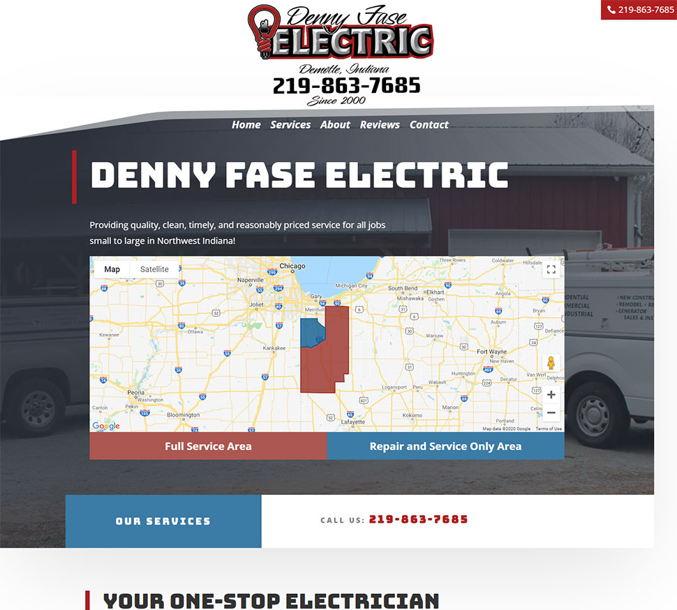 Denny Fase Electric