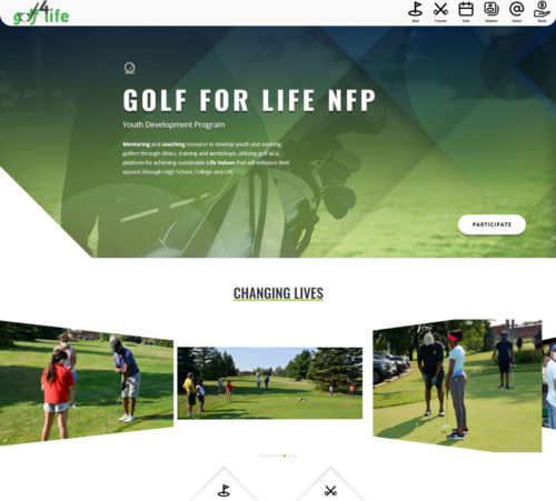 Golf For Life NFP